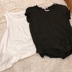 2 T-shirt's
